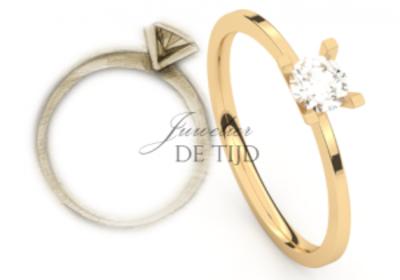 Een goedkope trouwring kopen doe je bij Juwelier De Tijd